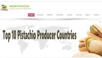 Top 10 Pistachio Producer Countries